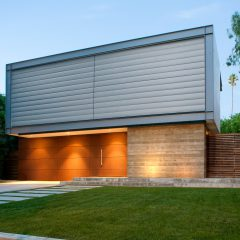 Anodized Aluminum Louver/ Cortin Wall Panels